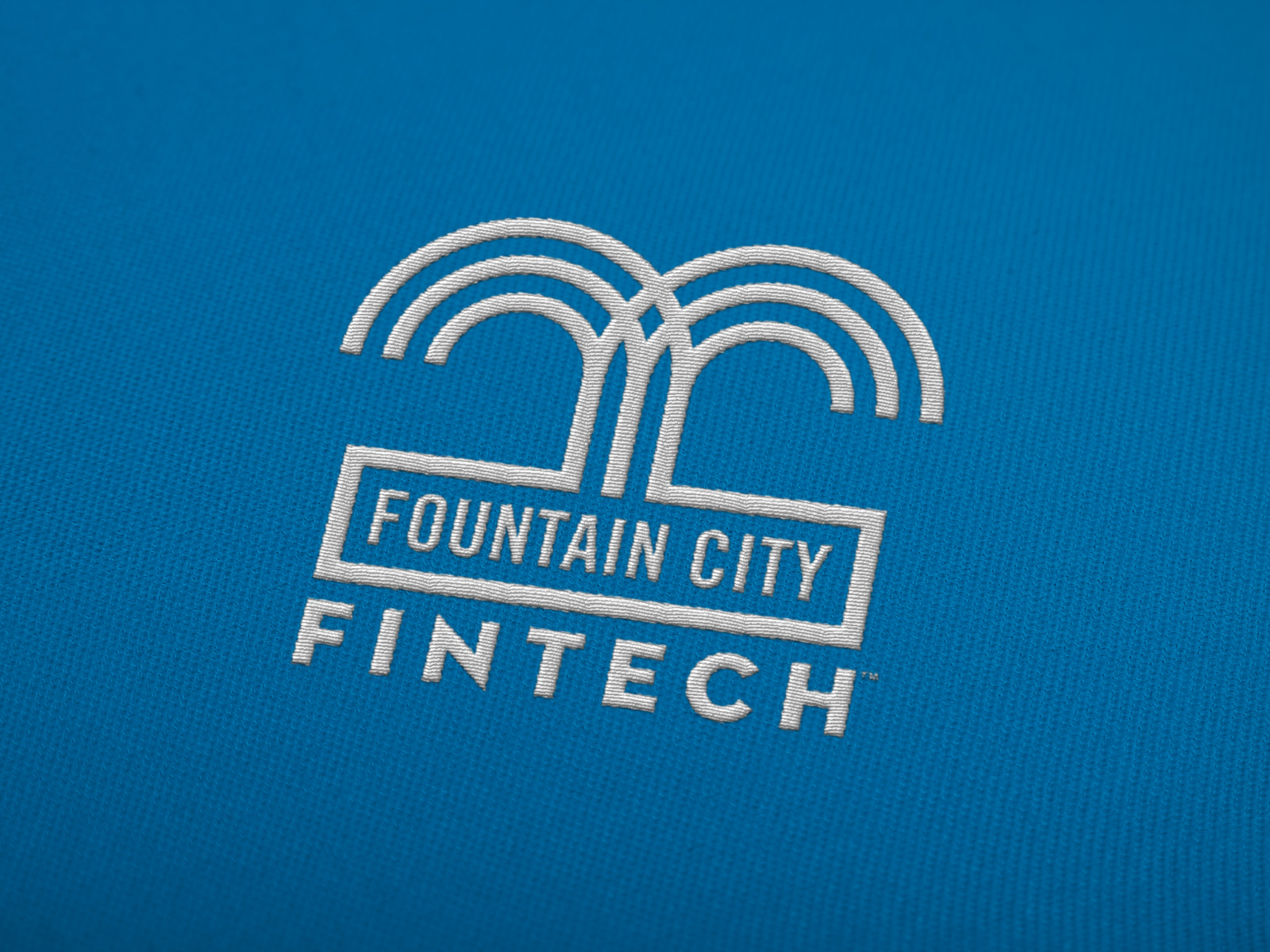 Fountain City Fintech logo by KC Logos
