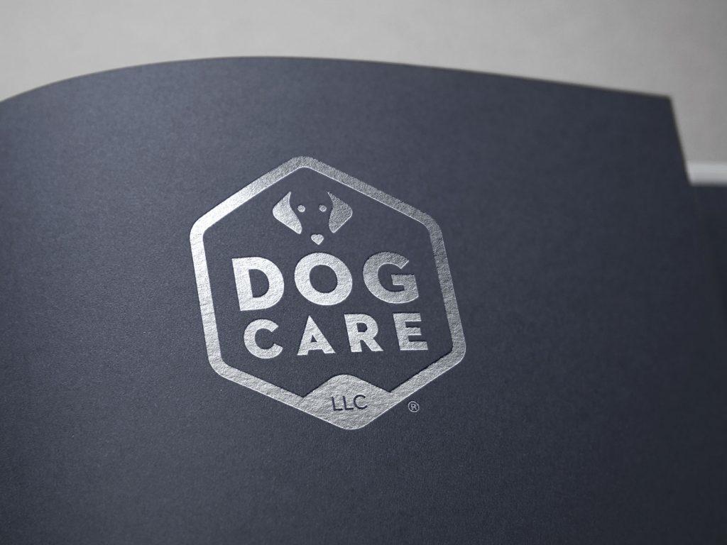 Dog Care LLC Logo and Branding by KC Logos